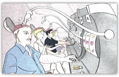 immagine.art. quando la mente è convinta che vincere sia un gioco