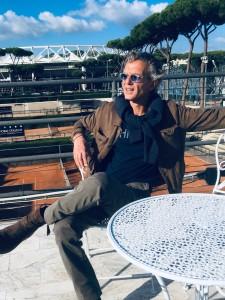 Ernesto De Benedictis Direttore di ScenaMedica.it al Roma Tennis & Friends 2019