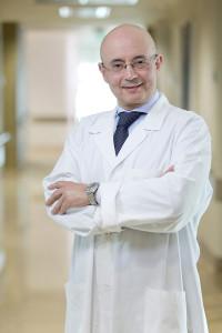 dott. Alberto Albertini, responsabile del reparto di Cardiochirurgia a Maria Cecilia Hospital